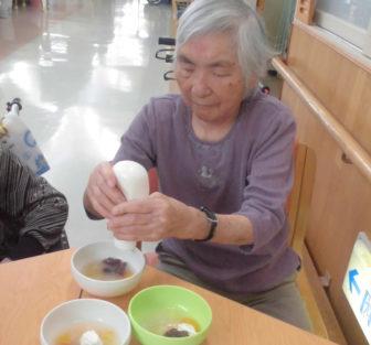 今週の一枚H30年10月1日|長岡三古老人福祉会