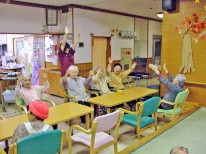 今週の一枚H30年10月15日|長岡三古老人福祉会