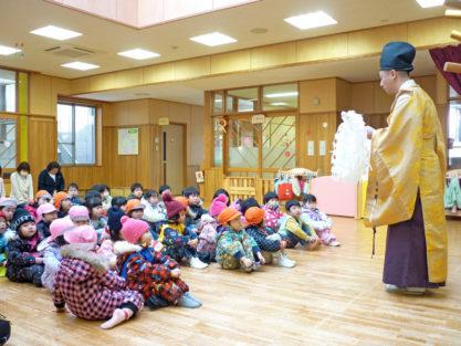 今週の一枚H31年01月14日|長岡三古老人福祉会