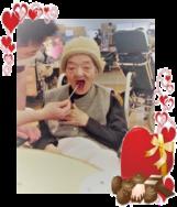 バレンタイン|長岡三古老人福祉会