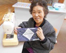 手作り作品|長岡三古老人福祉会