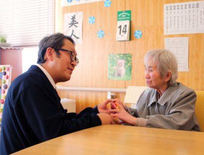 今週の一枚H31年02月18日|長岡三古老人福祉会