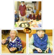 調理レク(お好み焼き)|長岡三古老人福祉会