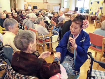 今週の一枚H31年02月25日|長岡三古老人福祉会