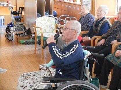 今週の一枚H31年03月04日|長岡三古老人福祉会