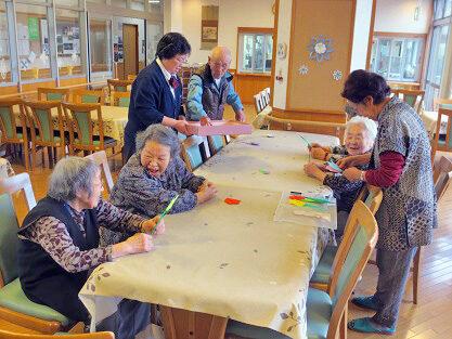 今週の一枚H31年03月25日|長岡三古老人福祉会