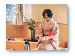 桜茶会|長岡三古老人福祉会