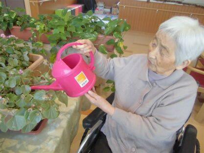 今週の一枚H31年04月22日|長岡三古老人福祉会
