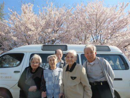 今週の一枚H31年04月29日|長岡三古老人福祉会