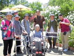 イングリッシュガーデン|長岡三古老人福祉会