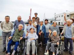 外出レク(寺泊)|長岡三古老人福祉会