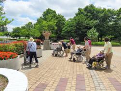 長期入所 「バスハイク」|長岡三古老人福祉会
