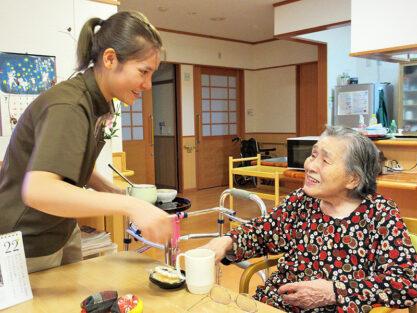 今週の一枚R01年07月16日|長岡三古老人福祉会