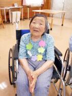 7月4日(木)  七夕飾り|長岡三古老人福祉会