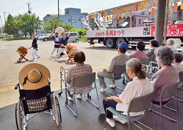 今週の一枚R01年08月05日|長岡三古老人福祉会