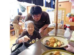 寿司屋台|長岡三古老人福祉会