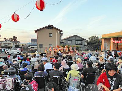 今週の一枚R01年08月19日|長岡三古老人福祉会