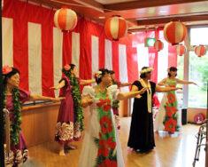 けやきの杜夏祭り|長岡三古老人福祉会