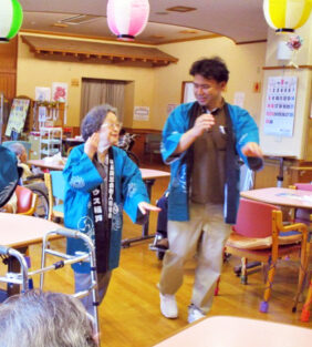 今週の一枚R01年09月09日|長岡三古老人福祉会