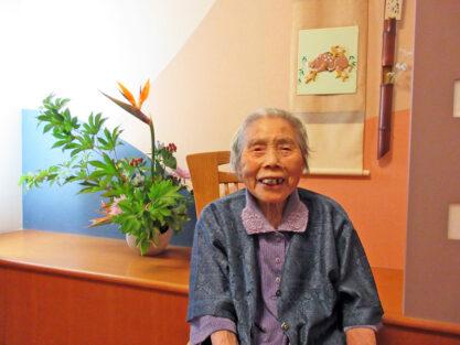 今週の一枚R01年09月15日|長岡三古老人福祉会