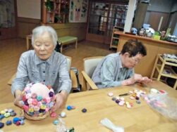 裁縫サークル|長岡三古老人福祉会