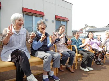 今週の一枚R01年10月21日|長岡三古老人福祉会