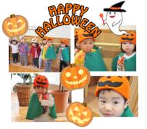 かぼちゃのオバケ|長岡三古老人福祉会