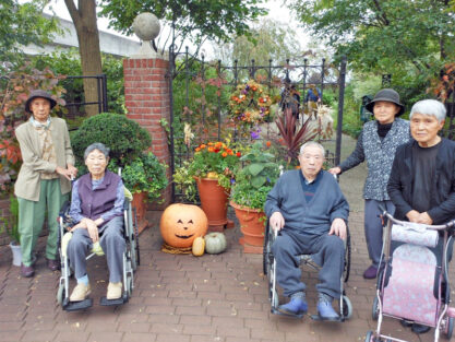 今週の一枚R01年10月28日 長岡三古老人福祉会