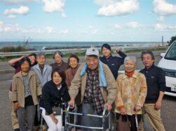 デイサービスセンターまきやま お出かけ|長岡三古老人福祉会