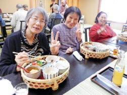 忘年会の季節です!|長岡三古老人福祉会