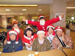 メリー・クリスマス!|長岡三古老人福祉会