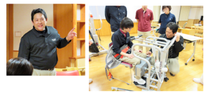 介護リフト|長岡三古老人福祉会