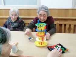 午後の活動|長岡三古老人福祉会