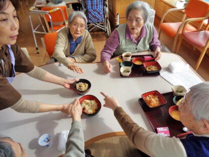 今週の一枚R02年02月03日|長岡三古老人福祉会