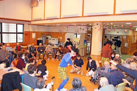 今週の一枚R02年02月17日|長岡三古老人福祉会