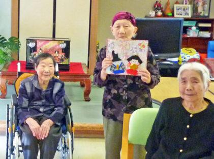 今週の一枚R02年03月09日 長岡三古老人福祉会