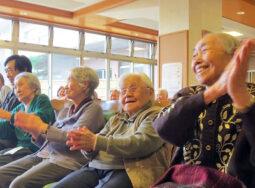だんだんダンス|長岡三古老人福祉会