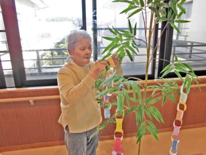 今週の一枚R02年06月29日|長岡三古老人福祉会