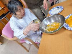 フルーツポンチ|長岡三古老人福祉会