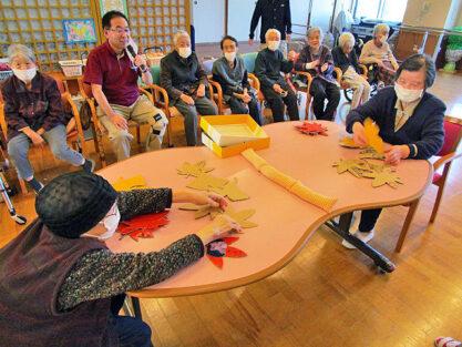 今週の一枚R02年11月24日|長岡三古老人福祉会