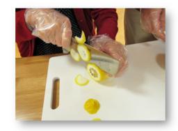 冬檸檬|長岡三古老人福祉会