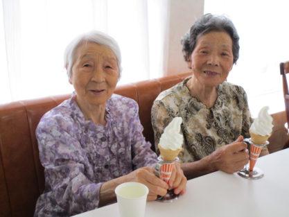 今週の一枚H30年7月30日|長岡三古老人福祉会