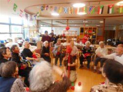 運動会を行いました。|長岡三古老人福祉会