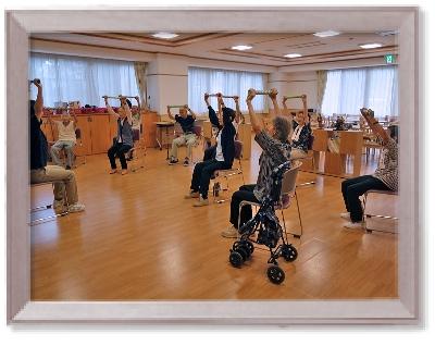 今週の一枚H29年09月01日|長岡三古老人福祉会