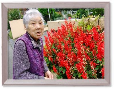 今週の一枚H29年10月30日|長岡三古老人福祉会
