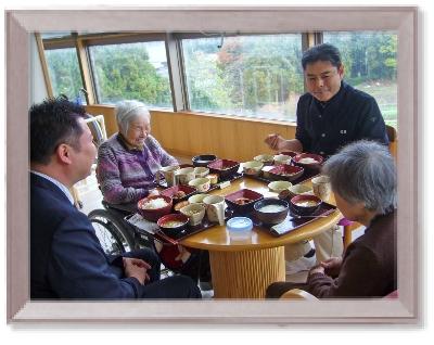 今週の一枚H29年11月29日|長岡三古老人福祉会