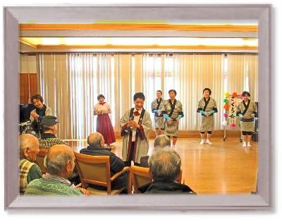 今週の一枚H30年2月5日|長岡三古老人福祉会