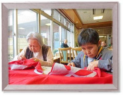今週の一枚H30年3月26日|長岡三古老人福祉会