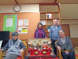 3月のできごと|長岡三古老人福祉会