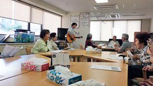 デイサービスセンター川崎東|長岡三古老人福祉会
